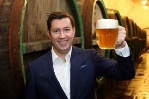 Grant McKenzie beer pic